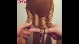 getlinkyoutube.com-Bravo Fajne Upięcie :) Hair Style Stylizacje Sexy Długie Krótkie Włosy Sexy Fryzury Włosomaniaczki