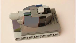 getlinkyoutube.com-lego micro tank kv 2