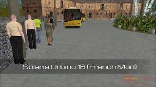 "getlinkyoutube.com-[FR/EN] OMSI 2 : Solaris Urbino 18 (French Mod) by Italien83 with ""TEC"" Repaint [1080p]"