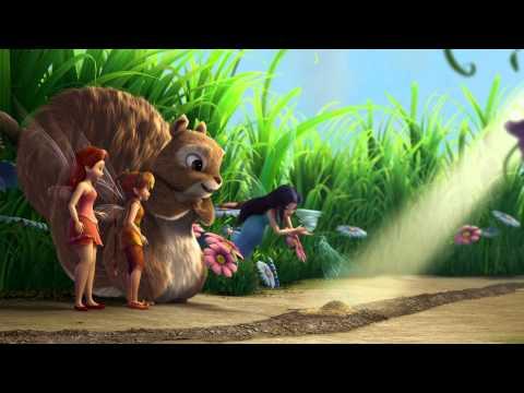 Disney Fairies Short: Rosetta's Garden Lesson 3