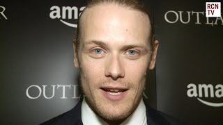 getlinkyoutube.com-Outlander Sam Heughan Interview