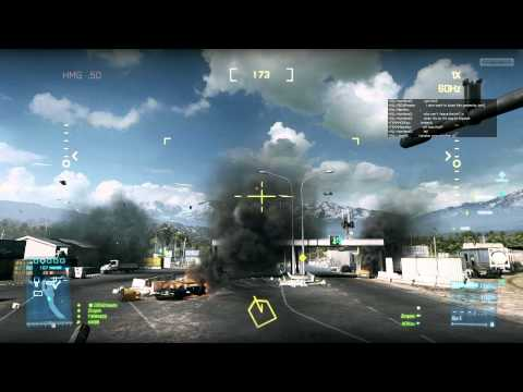 Battlefield 3 : Tank gameplay -LT2PeesfSXk
