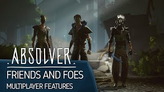 Absolver - Multiplayer Features