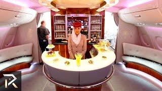 getlinkyoutube.com-10 Luxurious First Class Flights For The Rich