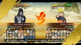 getlinkyoutube.com-DOWNLOAD Pack 1.0 MOD Naruto STORM Revolution™ Costumes Included DLC, Characters other Jutsus!