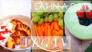 getlinkyoutube.com-VEGAN // What I eat in a day #5