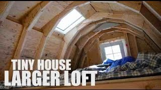 getlinkyoutube.com-Tiny House, LARGER LOFT