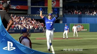 getlinkyoutube.com-PlayStation Experience 2015: MLB The Show 16 - Announcement Trailer | PS4, PS3