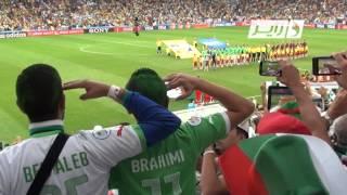 getlinkyoutube.com-Algérie vs Russie 2014 avec les supporters algériens dans le stade