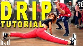 DRIP - Cardi B ft Migos Dance TUTORIAL | Matt Steffanina