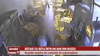 getlinkyoutube.com-BATAIE CU BATA INTR UN BAR DIN BUZAU