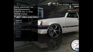 getlinkyoutube.com-Chevette Junior no GTA San Andreas