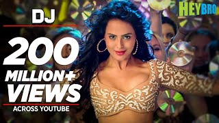 getlinkyoutube.com-'DJ' Video Song | Hey Bro | Sunidhi Chauhan, Feat. Ali Zafar | Ganesh Acharya | T-Series