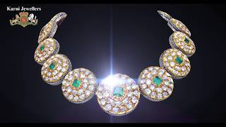 getlinkyoutube.com-Jewellery in Nizam and Mughal Style