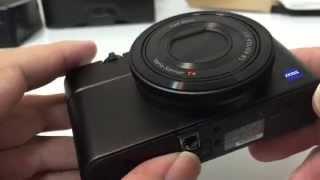 getlinkyoutube.com-カメラ初心者 SONY DSC-RX100 開封 レビュー 子猫を撮影するために今さら買ってみました