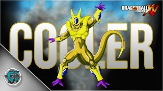 Dragon Ball XenoVerse - Character Creation: Cooler Golden Form