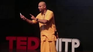 What makes life complete? | Gaur Gopal Das | TEDxMITP width=