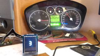 getlinkyoutube.com-Gear Indicator Using Arduino/TFT Module