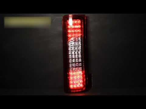 Светодиодные фонари Газель (ГАЗ 2702, 2752 (фургон)