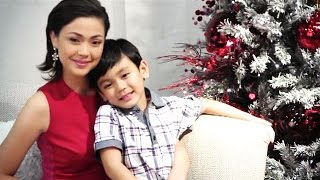 Behind the Scenes with Jodi Sta. Maria, our December 2012 Cover Mom