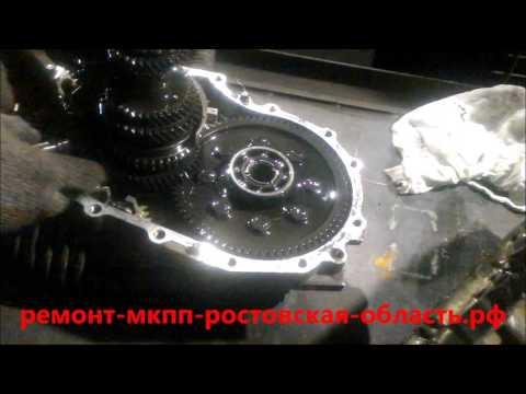 Ремонт МКПП Hyundai Accent Ростовская область Ростов-на-Дону