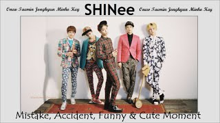 getlinkyoutube.com-PART 149: Kpop Mistake & Accident [SHINee only.]