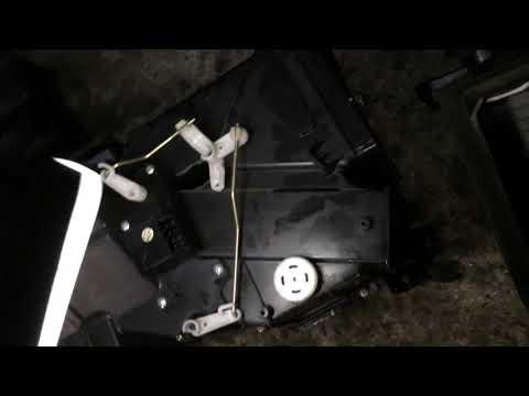 Great wall hover замена радиатора печки с частичной разборкой