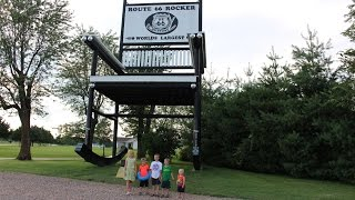 getlinkyoutube.com-World's Largest Rocking Chair