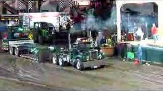 getlinkyoutube.com-B Model Mack Truck Pull