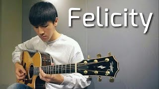 Felicity (Sungha Jung) - Mark Polawat Fingerstyle Guitarist