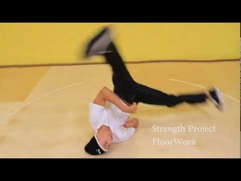 Aprender Como Hacer Windmill- Bailar Breakdance tutorial