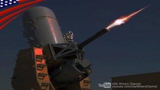 getlinkyoutube.com-地上配備型ファランクス(C-RAM) 20mmガトリング砲発射! - Land-Based Phalanx (LPWS, C-RAM) 20mm Gatling Gun Firing!