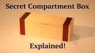 getlinkyoutube.com-How To - Secret Compartment Box I