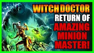 getlinkyoutube.com-Return of The Amazing Minion Master! Diablo 3 Witch Doctor Builds Season 9 State of the Game