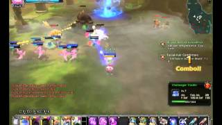 getlinkyoutube.com-Royal Master Online Priest Gameplay