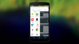 getlinkyoutube.com-Blackberry Priv Launcher For Any Android Phone