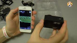 getlinkyoutube.com-Распаковка Камеры AMKOV 5000S. Плюсы Ведения Канала