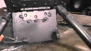 getlinkyoutube.com-Ракетная печь для отдыха (доработка)