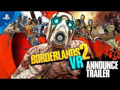 Borderlands 2 VR (PS4)  © 2K Games 2018   1/1