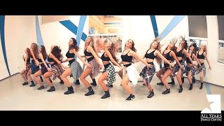 getlinkyoutube.com-Apashe – No Twerk (ft Panther x Odalisk). Lady Style by Vero. All Stars Dance Centre 2015