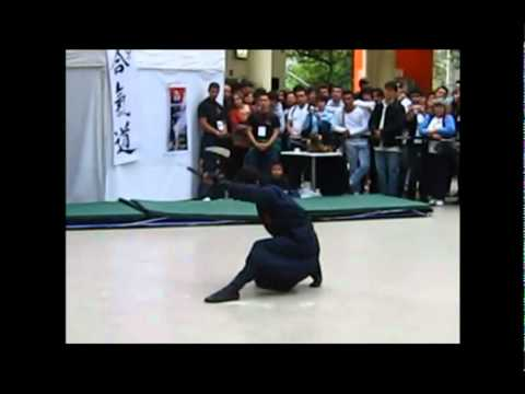 53 JAPAN NINJUTSU: Exhibition in Colombia