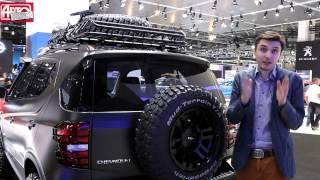 Московский автосалон-2014: Chevrolet Niva