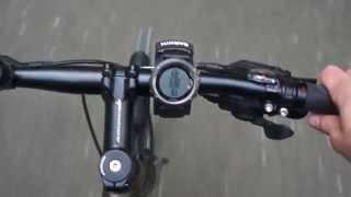 Garmin Fenix3 Test: Radfahren mit Pulsmessung (Mio Fuse)