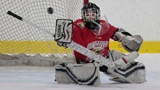 getlinkyoutube.com-A Few Good Saves III ─ 9-Year-Old Hockey Goalie #Bridgestone #GreatStopsPromo