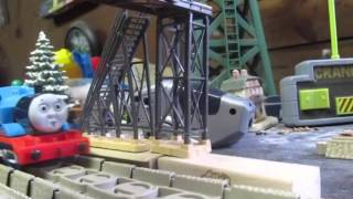 getlinkyoutube.com-Thomas And The Magic Railroad Chase Scene Track master Remake