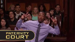 "getlinkyoutube.com-The Results Are In... Memorable Moments From Fathers On ""Paternity Court"""