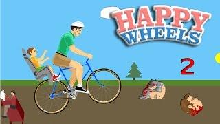 getlinkyoutube.com-[EP.2]Happy Wheels | อย่าร้องลูก พ่อมาช่วยแล้ว  zbing z.