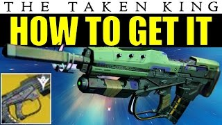 "getlinkyoutube.com-Destiny: How to Get the ""No Time To Explain"" Exotic Pulse Rifle 