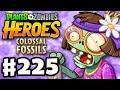 Sneezing Zombie! - Plants vs. Zombies: Heroes - Gameplay Walkthrough Part 225