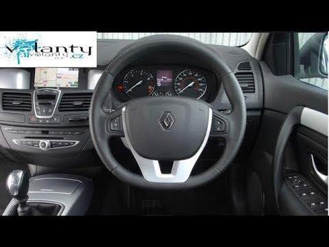 ... purkaa ohjauspyora ja airbag Renault Laguna II. facelift - Dr. VOLANT